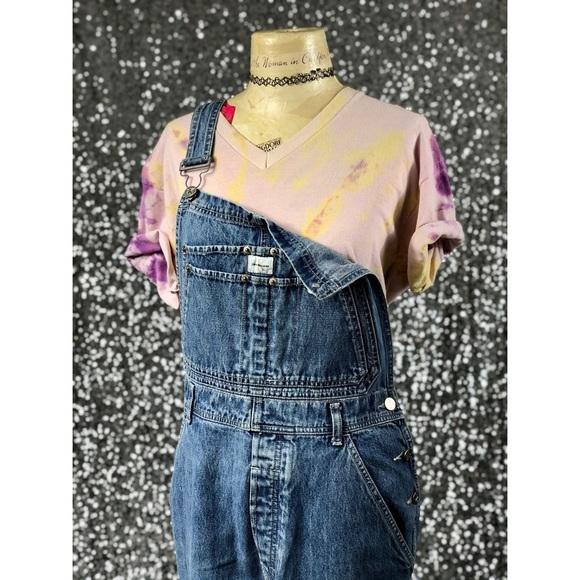 Calvin Klein Pants - 🖤 Vintage 1990s Calvin Klein denim overalls